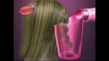 Air Curler TV Spot - Thumbnail 4