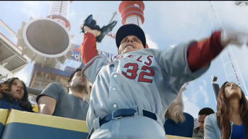 Head & Shoulders with Old Spice TV Spot Ft. C.J. Wilson, Josh Hamilton