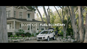 2013 Ford Escape TV Spot, 'Bed or Breakfast' - Thumbnail 7