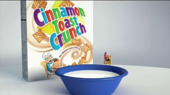 Cinnamon Toast Crunch TV Spot , 'Crazy Square Fishing' - Thumbnail 1