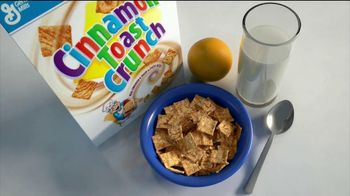 Cinnamon Toast Crunch TV Spot , 'Crazy Square Fishing' - Thumbnail 5
