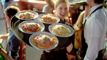 Olive Garden TV Spot, 'Buy One, Take One'