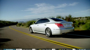 2013 Hyundai Equus TV Spot, 'Trailer Narration' - Thumbnail 3