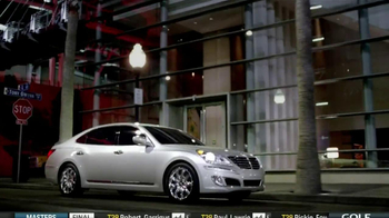 2013 Hyundai Equus TV Spot, 'Trailer Narration' - Thumbnail 8