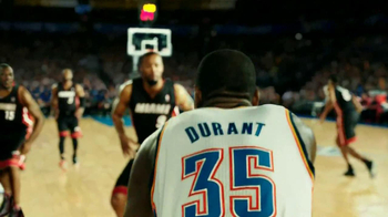 Gatorade TV Spot, 'Nightmares' Featuring Kevin Durant, Dwyane Wade