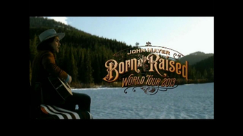 John Mayer Born and Raised Tour thumbnail