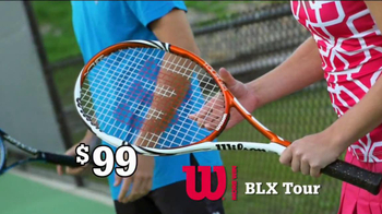 Tennis Warehouse TV Commercial,  Racquets  - iSpot.tv 57314944cf
