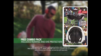 Stihl Trimmer and Blower TV Spot, 'Made in USA'