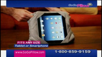 GoGo Pillow TV Spot