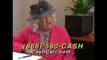 Cash Call TV Spot, 'Banker's Mom'
