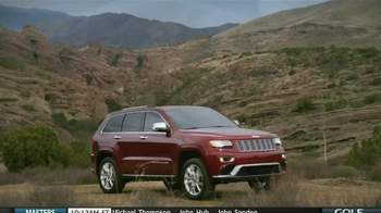 2014 Jeep Grand Cherokee TV Spot, 'Another Place'