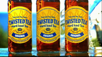 Twisted Tea TV Spot 'Beer+Tea'