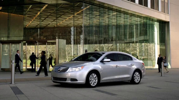 2013 Buick Lacrosse TV Spot, 'More Than Expected' Feat. Shaquille O'Neal - Thumbnail 1
