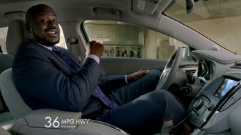 2013 Buick Lacrosse TV Spot, 'More Than Expected' Feat. Shaquille O'Neal - Thumbnail 4