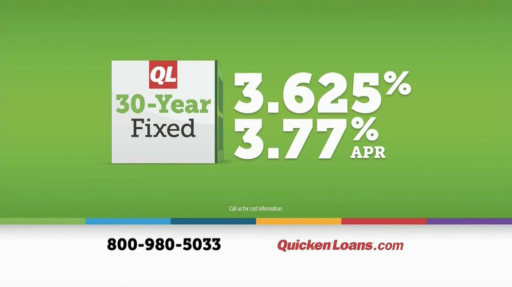 Refinance Rates Today >> Quicken Loans TV Commercial, 'Mortgage Rates' - iSpot.tv