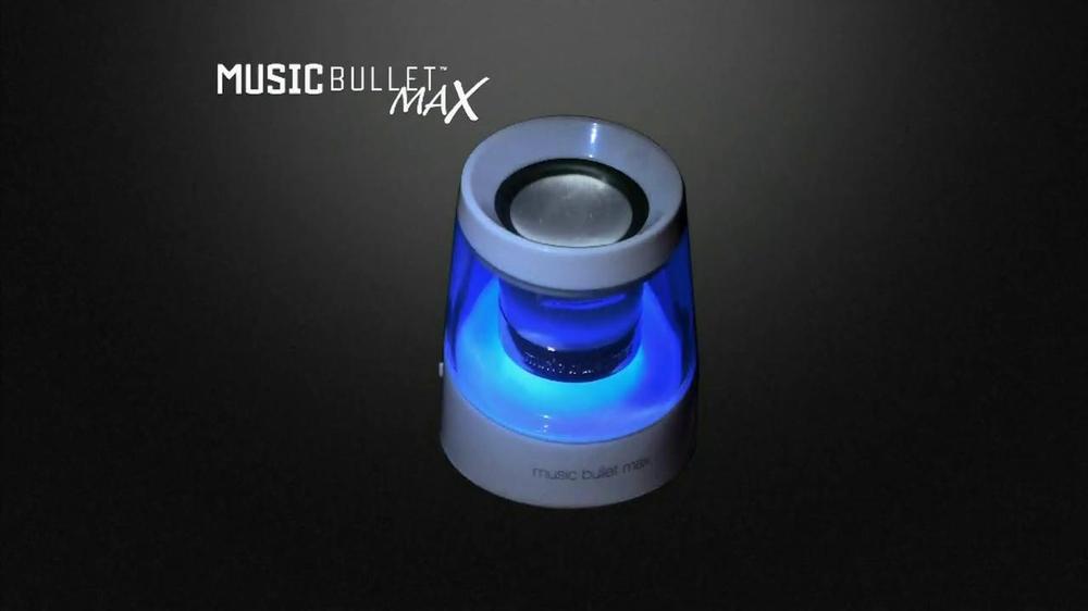 Music Bullet Max Tv Spot Ispot Tv