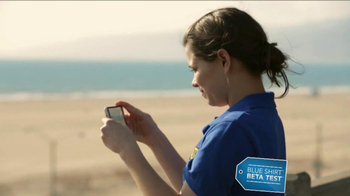 Best Buy Blue Shirt Beta Test TV Spot, 'Stephanie Tests HTC One' - Thumbnail 2