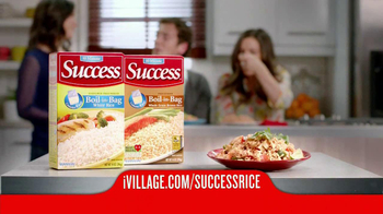 iVillage TV Spot, 'Success Rice' Featuring Chef Katie Workman - Thumbnail 9