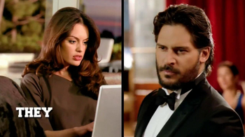 Magnum Gold TV Spot, 'Gold Safe' Featuring Joe Manganiello