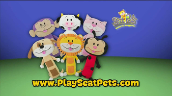 Seat Pets TV Spot