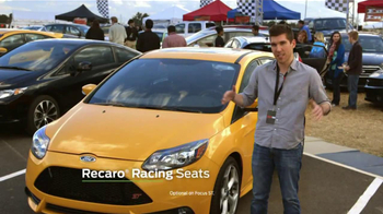 Ford EcoBoost Challenge TV Commercial, 'Focus' - iSpot.tv