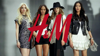 H&M TV Spot, 'The New Icons' Featuring Lindsey Wixson, Joan Smalls, Liu Wen - Thumbnail 9