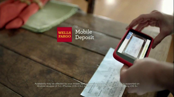 Wells Fargo TV Spot, 'First Paycheck' - Thumbnail 6