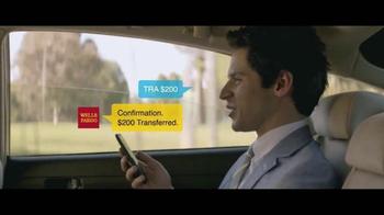 Wells Fargo TV Spot, 'Entrevista' Letra por Haddaway [Spanish]