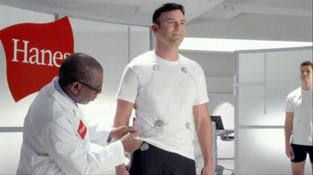 Hanes X-Temp TV Spot, 'Drive Test'