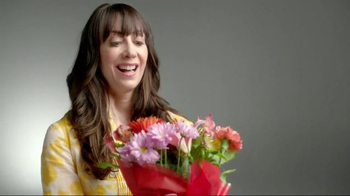Edible Arrangements TV Spot, 'She's Over Birthday Flowers'