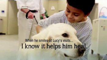 PetSmart TV Spot, 'Inspirational Healing and Helping Stories: Lucy'