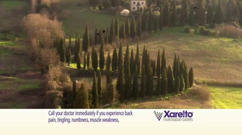 Xarelto TV Spot, 'Mary' Song by Arturo Cardelus - Thumbnail 8