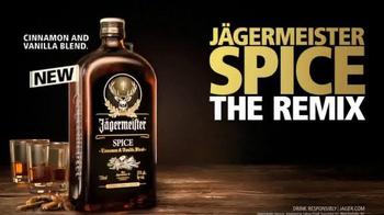 Jagermeister Spice TV Spot, 'Remix'