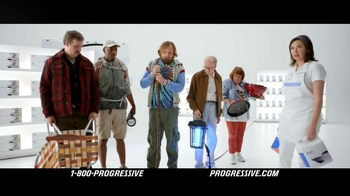 Progressive TV Spot, 'Rumble' - 13258 commercial airings