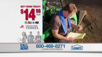 EnduraCool Instant Cooling Towel TV Spot Ft. Dwyane Wade, Serena Williams - Thumbnail 9