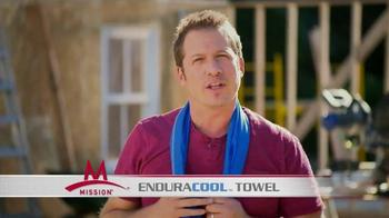 EnduraCool Instant Cooling Towel TV Spot Ft. Dwyane Wade, Serena Williams - Thumbnail 2