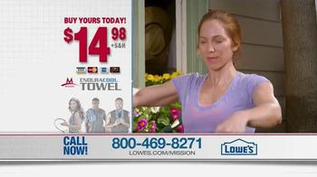 EnduraCool Instant Cooling Towel TV Spot Ft. Dwyane Wade, Serena Williams - Thumbnail 4