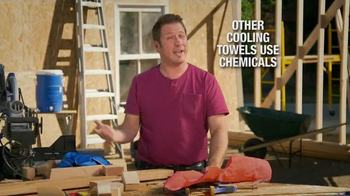 EnduraCool Instant Cooling Towel TV Spot Ft. Dwyane Wade, Serena Williams - Thumbnail 5