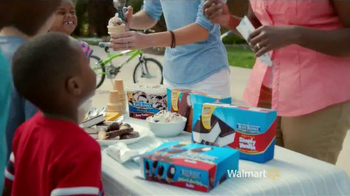 Walmart TV Spot, 'Ice Cream Man' - 588 commercial airings