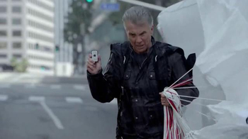 GreatCall Splash TV Spot Featuring John Walsh, 'Live Life Fearlessly'