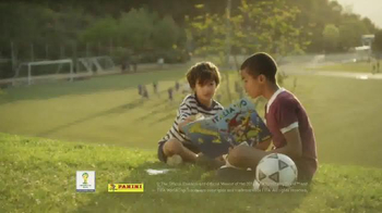 Panini TV Spot, 'Collect' Featuring Kobe Bryant, Andrew Luck, Jozy Altidore