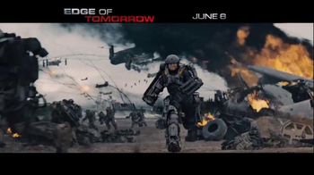 Edge of Tomorrow - Alternate Trailer 16
