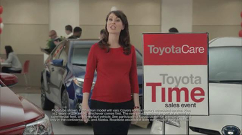Toyota Time Sales Event TV Spot, 'Leases' - 8 commercial airings