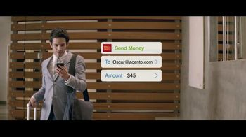 Wells Fargo TV Spot, 'The Interview' Song by Haddaway