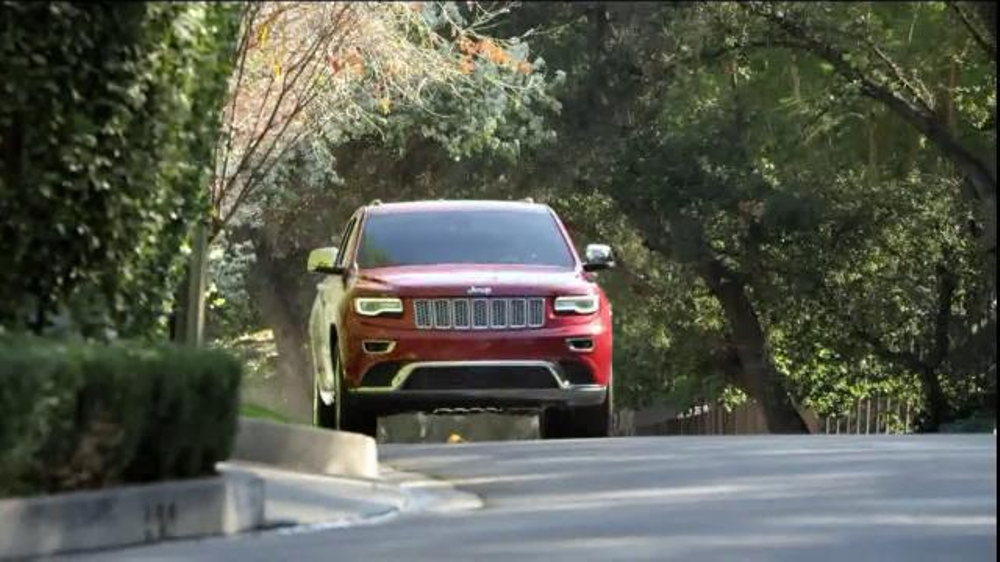 2014 Jeep Grand Summit TV Commercial, 'Beauty Within' - iSpot.tv