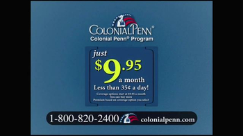 Colonial Penn TV Spot, 'Important Message' Featuring Alex Trebek - Thumbnail 2