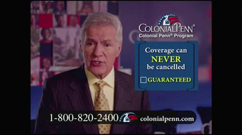 Colonial Penn TV Spot, 'Important Message' Featuring Alex Trebek - Thumbnail 3