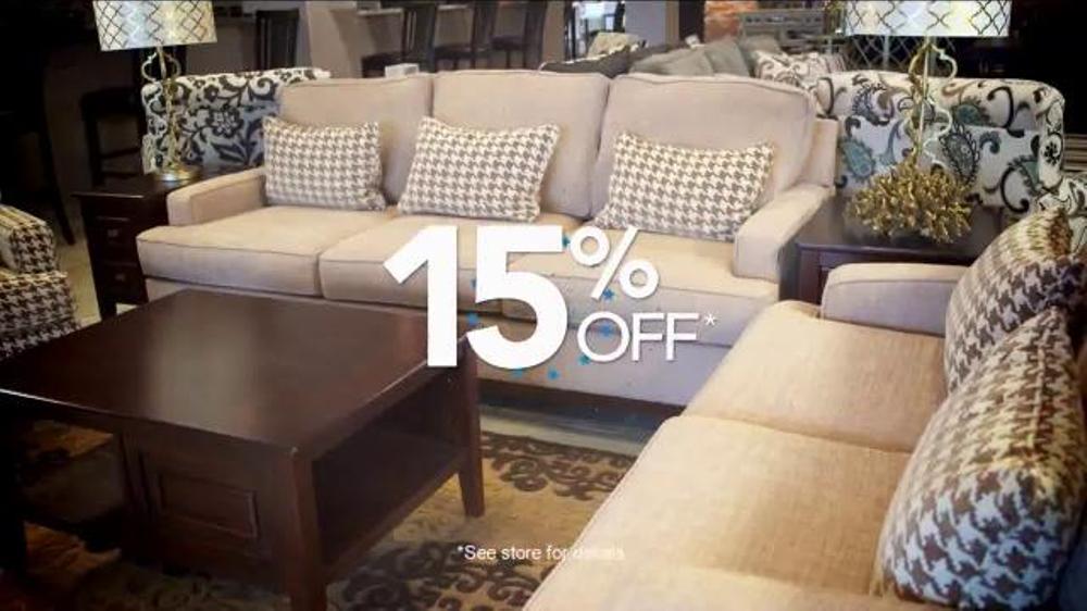 Ashley Furniture Homestore Tv Commercial Memorial