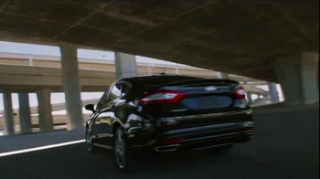 Ford Fusion TV Spot, '360 Degrees of Chaos' - Thumbnail 10