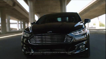 Ford Fusion TV Spot, '360 Degrees of Chaos' - Thumbnail 9